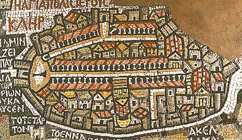 Madaba Map